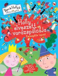 Holly elveszett varázspálcája