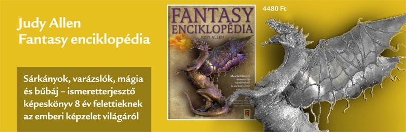 Judy Allen<br>Fantasy enciklopédia